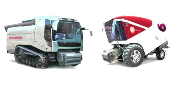 сельхозтехника будущего