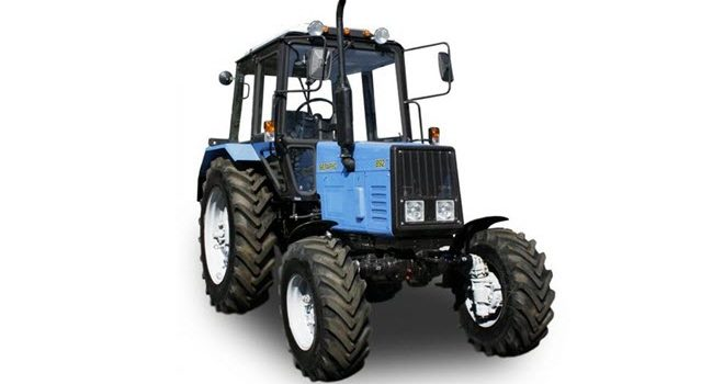 Трактор МТЗ