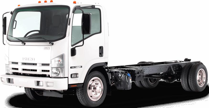 грузовик Isuzu NQR75