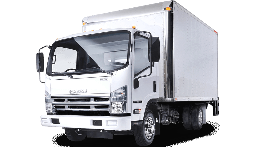 малотоннажный грузовик